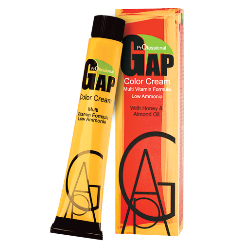 Gap Hair Color Cream